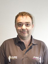 Ian Bowen Portrait