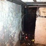 Leeds Basement Conversion -  Damp Basement To Dry Usable Space Before