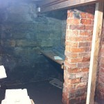Rawdon Cellar Conversion into Dry Storage Area