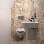 Leeds Basement Conversion - Damp Barrel Vaulted Basement To Additional Bathroom After