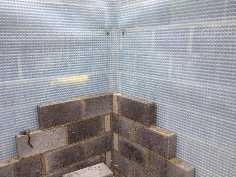 New Build Basement Waterproofing In Leeds