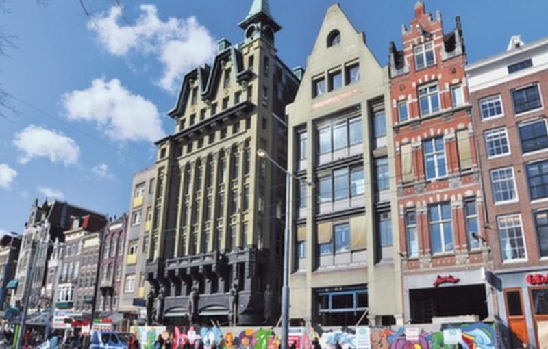 Contract Waterproofing - Damrak Amsterdam
