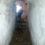 York Basement Conversion - Flooded Cellar To Dry Storage