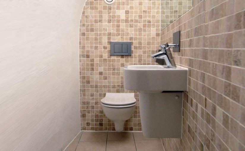 Leeds Basement Conversion - Damp Barrel Vaulted Basement To Additional Bathroom