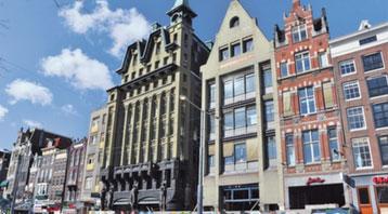 Damrak Retail Amsterdam