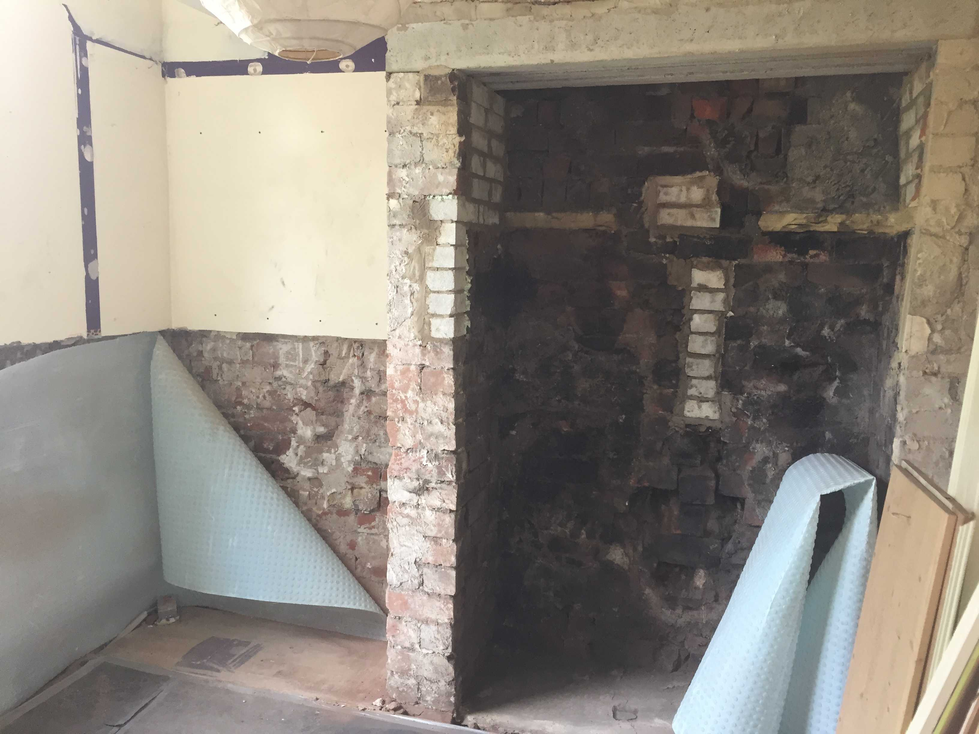Basement conversion to create bedroom in leeds for Basement to bedroom conversion